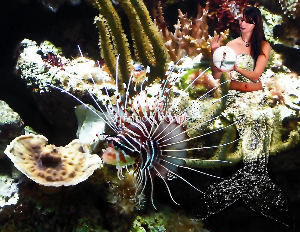 Mystical Mermaid by Shannon Beauford