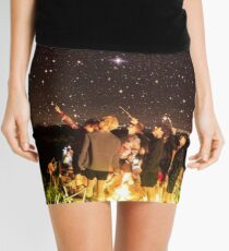 BTS  Mini Skirt