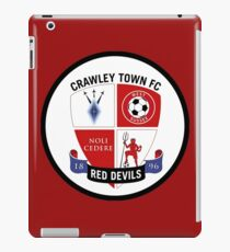 crawley town fc iPad Case/Skin