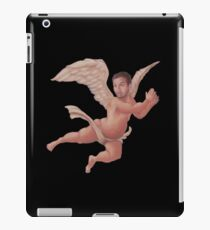 Tom Haverford as Baby Cupid Painting iPad Case/Skin