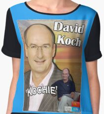 "The ""David 'Kochie' Koch"" Chiffon Top"