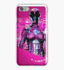 Ranger PINK iPhone Case/Skin