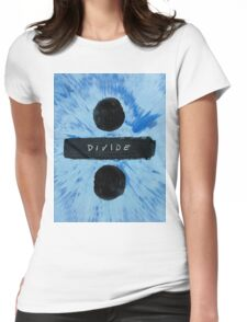 Divide Iphone Case Ed Sheeran Womens Fitted T-Shirt