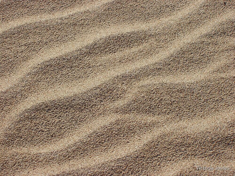 Wind & Sand   by Victoria Jostes