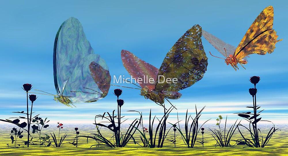 Butterfly Wings by michelleduerden