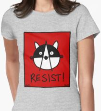 Resist! With the Raccoons of the Resistance T-Shirt