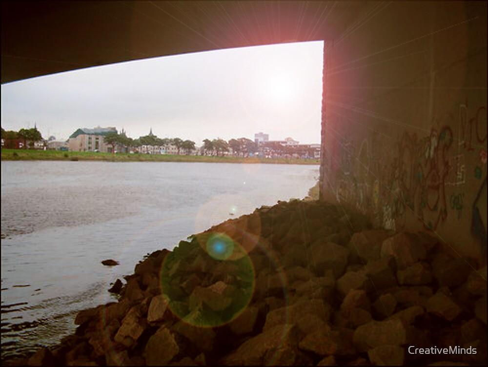 Under The Bridge by CreativeMinds