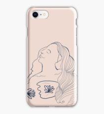 Nouveau Lily iPhone Case/Skin