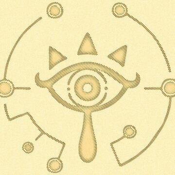 Sheikah Lens by Sacredrite