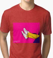 SHOE LOVE Tri-blend T-Shirt