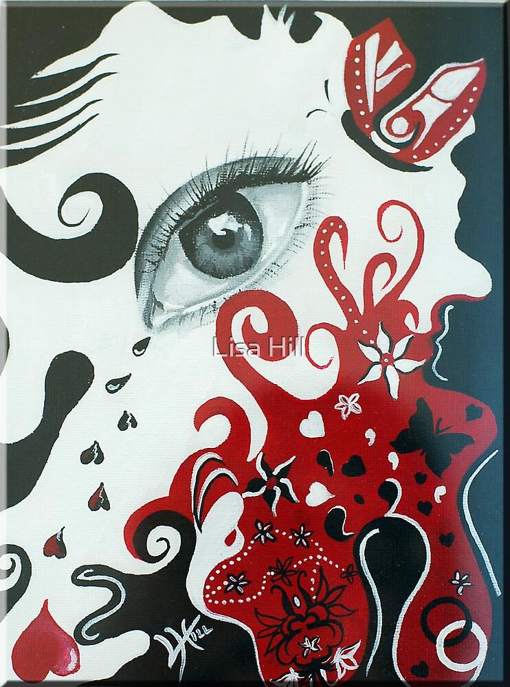 Eye Love You by Lisa Hill