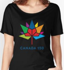 CANADA 150th Women's Relaxed Fit T-Shirt