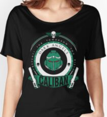 Caliban War - Limited Edition Women's Relaxed Fit T-Shirt