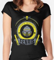 Fenris War - Limited Edition Women's Fitted Scoop T-Shirt