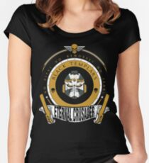 Eternal Crusader War - Limited Edition Women's Fitted Scoop T-Shirt