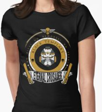 Eternal Crusader War - Limited Edition Womens Fitted T-Shirt