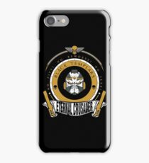 Eternal Crusader War - Limited Edition iPhone Case/Skin
