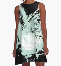 Lady in the Water A-Line Dress