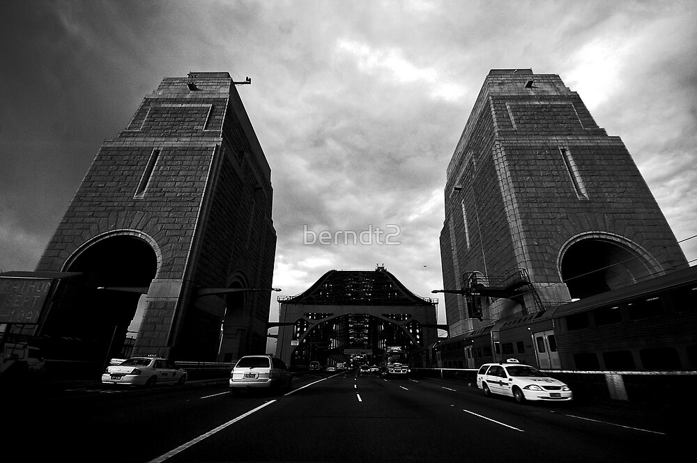 Sydney Harbour Bridge (Ext) by berndt2