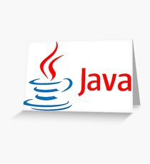java Greeting Card