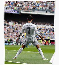 Póster Cristiano Ronaldo