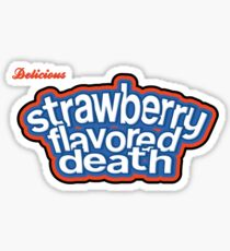 A Berry Kill Sticker
