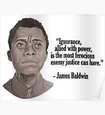 James Baldwin Posters | Redbubble
