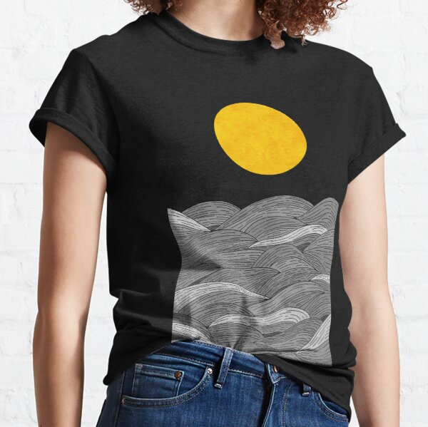 The Grey Waves Classic T-Shirt