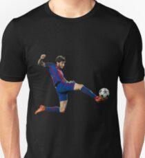 Sergi Roberto 6-1 Unisex T-Shirt