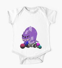 Monster play with a ball One Piece - Short Sleeve