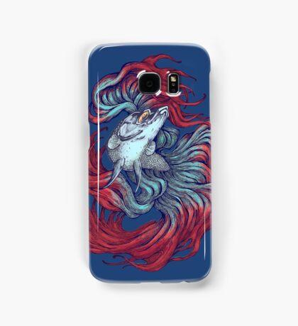 Betta New Wave Samsung Galaxy Case/Skin