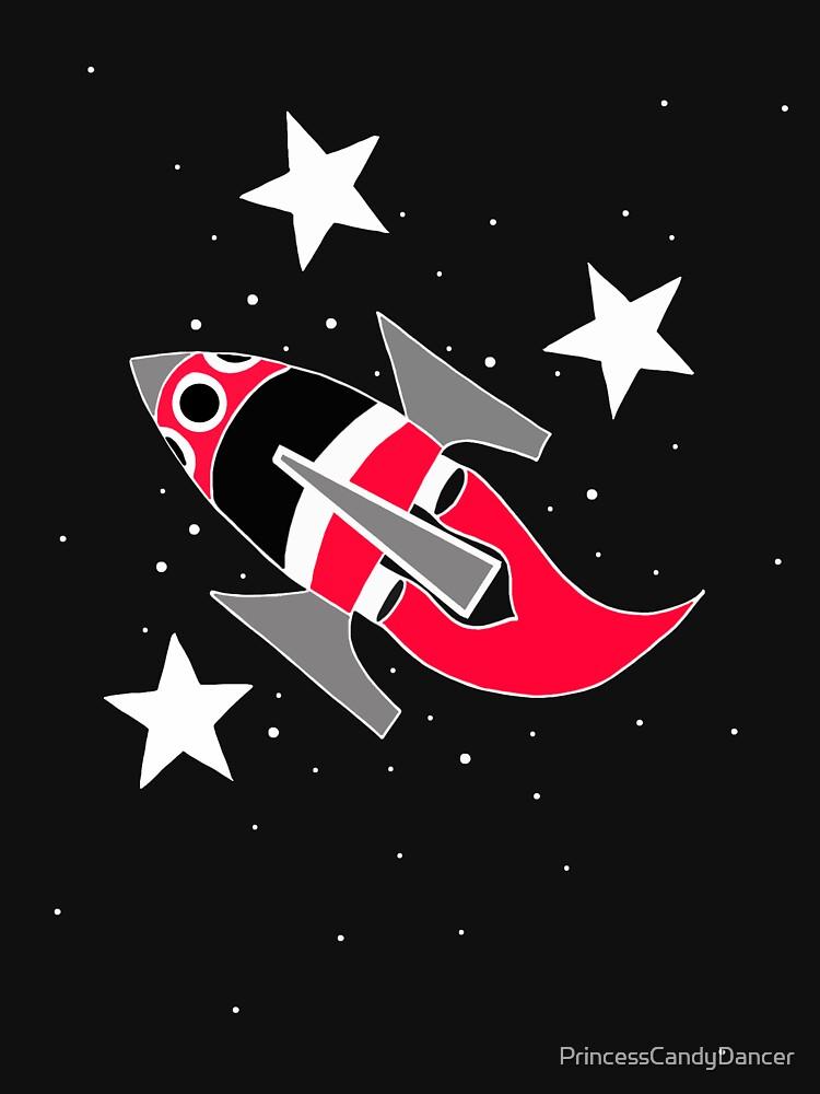 rocket by PrincessCandyDancer