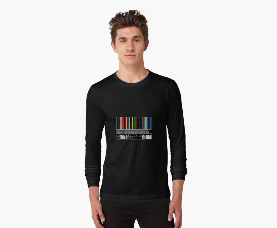 BARCODE COLOUR by humanalien