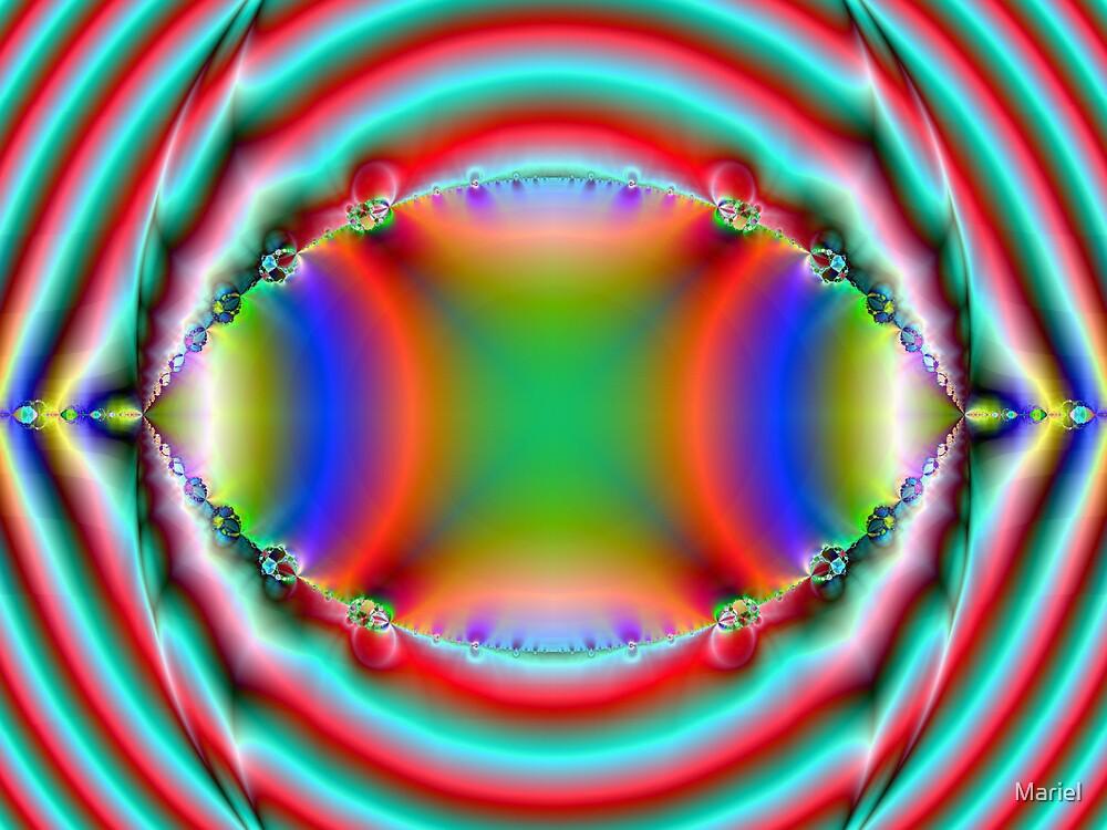 Eye OPEN by Mariel