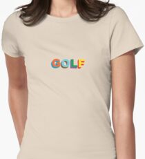Golf Wang  Womens Fitted T-Shirt