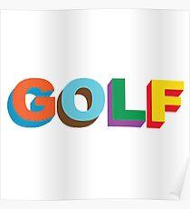 Golf Wang Poster