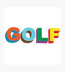 Golf Wang  Photographic Print