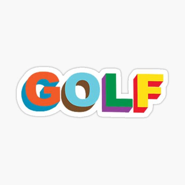 Golf Wang Sticker