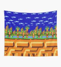 Palmtree Panic - Background Wall Tapestry
