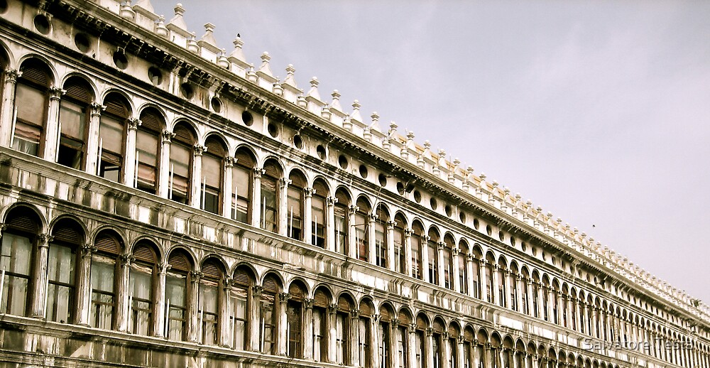 Repetition by Salvatore Testa