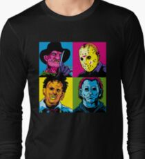 POP HORROR Long Sleeve T-Shirt