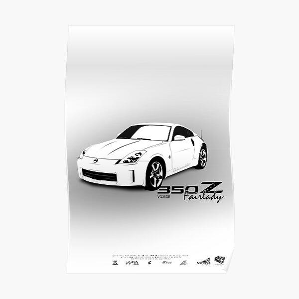 "Toyota 86 GT Racing Drift  Tuning Custom Poster 24/""x 16/"""