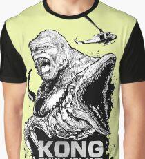 Kong Skets Graphic T-Shirt