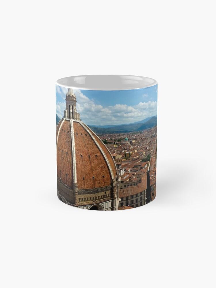 Alternative Ansicht von Duomo Florenz Tassen