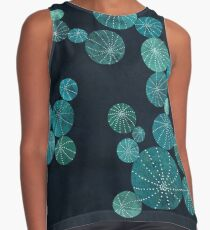 Turquoise cactus field Contrast Tank