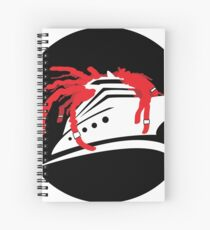 Yachty Spiral Notebook