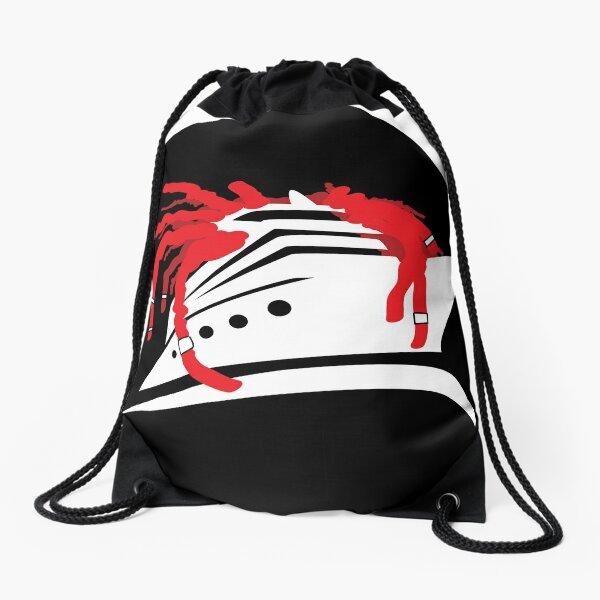 Yachty Drawstring Bag