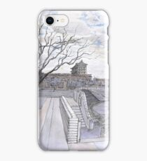 Xian China. Old City Wall iPhone Case/Skin