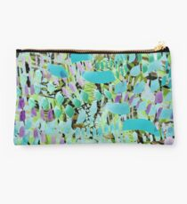 Abstract Water  Studio Pouch