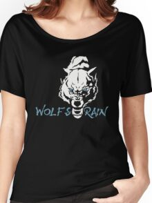 Wolf Animal Vector Women's Relaxed Fit T-Shirt